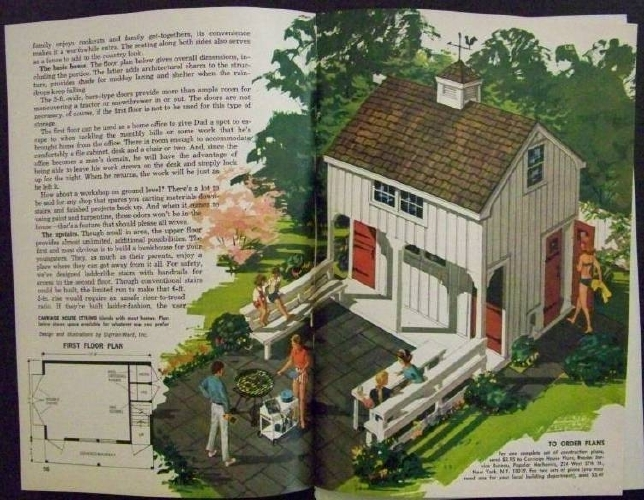 Free 10 x12 shed plans 2 story the shed build for Two story storage building plans