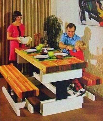 Butcher block dining table how to build plans ez 2x4 for Dining room table 2x4
