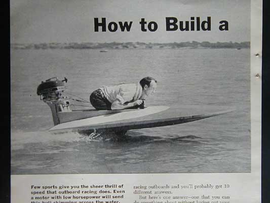 racing hydroplane class m how to build plans flying saucer plans for