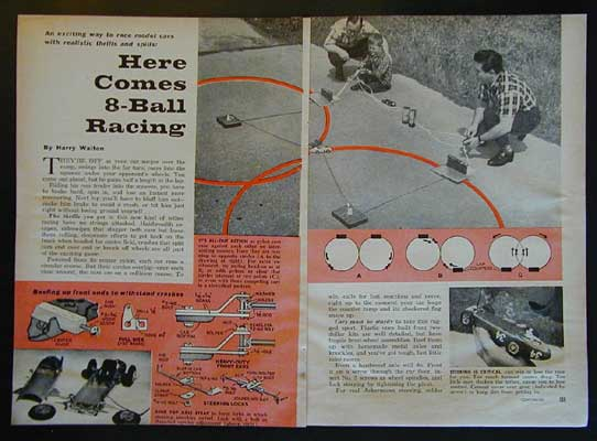 Tether race cars how to convert plastic models plans cox for Cox plans