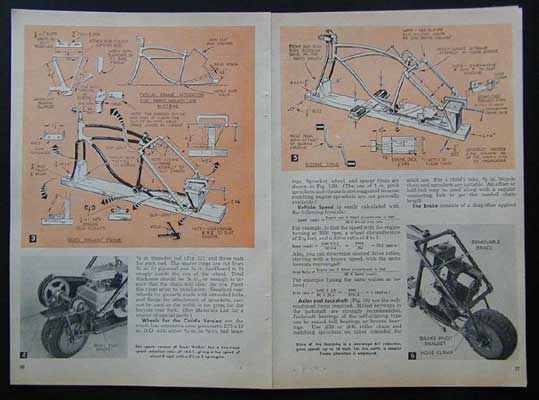 Hunting Motor Scooter How To Build Plans Tote All Golf